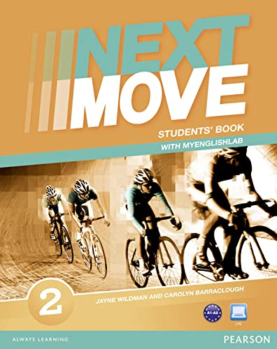 9781447943587: Next Move 2 Students' Book & MyLab Pack