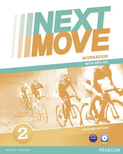 9781447943600: Next Move 2 Workbook & MP3 Audio Pack
