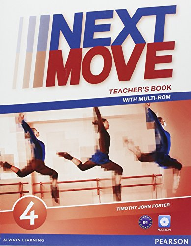 9781447943655: Next Move 4 Teacher's Book & Multi-ROM Pack