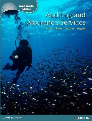 9781447943723: Auditing and Assurance Services (Arab World Edition) with MyAccountingLab Access Code Card