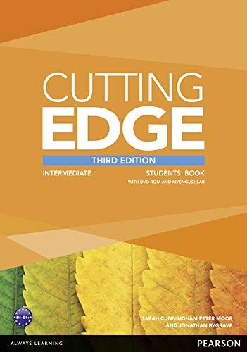 9781447944041: Cutting edge. Intermediate. Student's book-MyEnglishLab. Con espansione online. Per le Scuole superiori