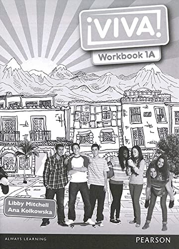 9781447947325: Viva! 1 Workbook A PACK