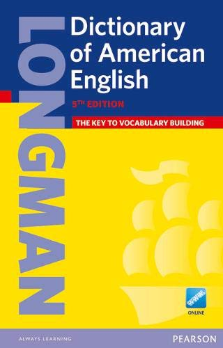 9781447948100: Longman Dictionary of American English (paperback with PIN) (5th Edition)