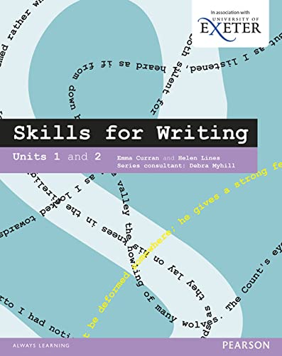 9781447948810: Skills for Writing Student Book Pack - Units 1 to 6