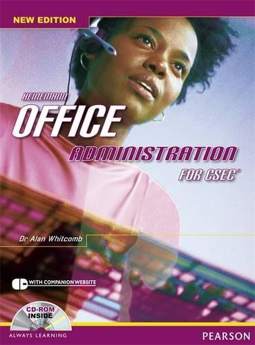 OFFICE ADMIN FOR CSEC 2ND ED P: WHITCOMB ALAN
