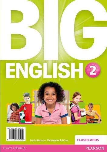 9781447950592: Big English 2 Flashcards