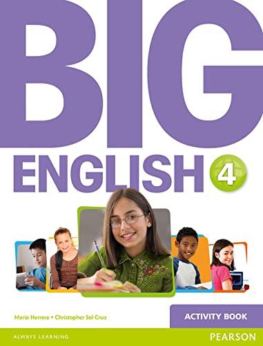 9781447950790: Big English 4 Activity Book