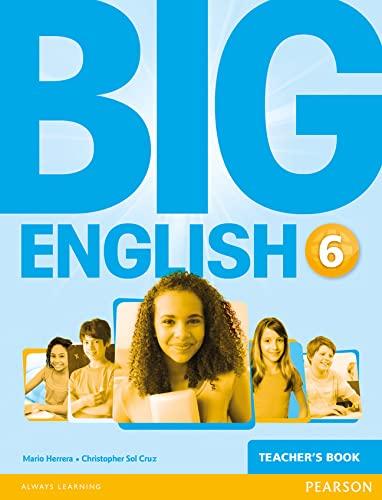 9781447950981: Big English 6 Teacher's Book