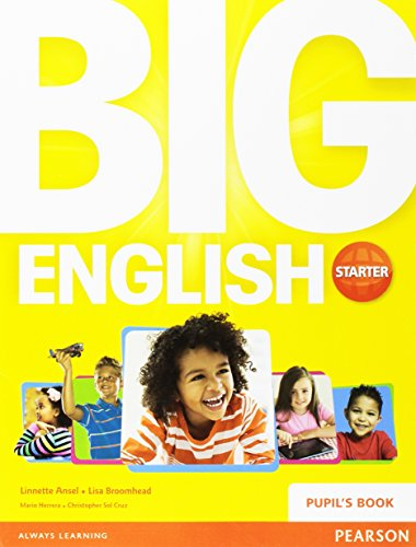 9781447951025: Big English Starter Pupils Book