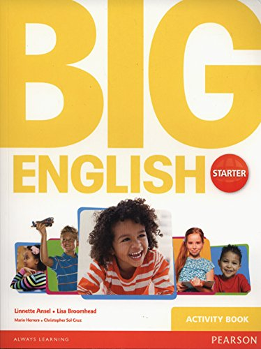 9781447951049: Big English Starter Activity Book