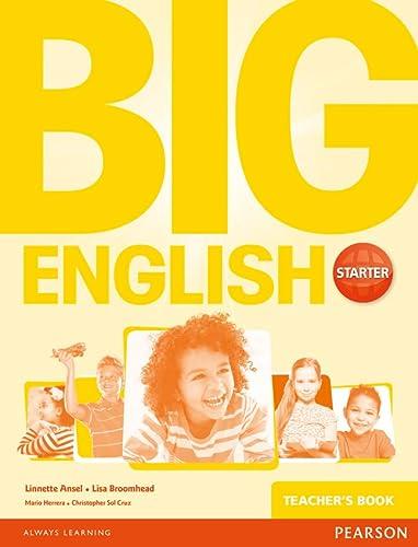 9781447951087: Big english starter. Textbook. Con espansione online. Per la Scuola elementare: 1