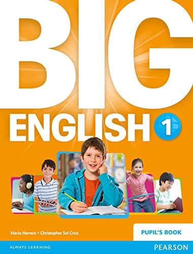 9781447951261: Big English Pupils Book Stand Alone: 1