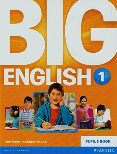 9781447951261: Big english. Student's book. Per la Scuola elemmentare. Con espansione online: Big English 1 Podrecznik [Lingua inglese]
