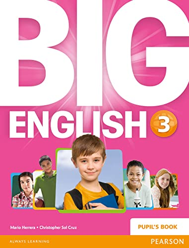 9781447951285: Big English Pupils Book Stand Alone: 3