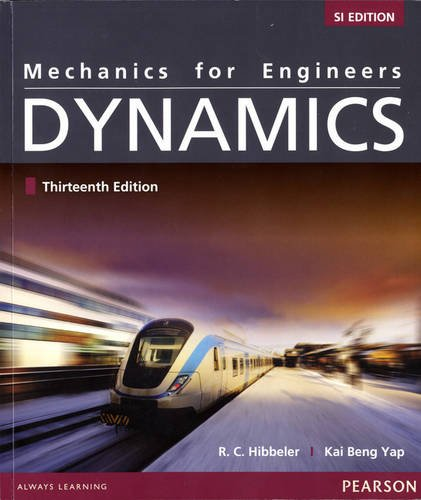 9781447951421: Mechanics for Engineers: Dynamics 13/e SI with MasteringEngineering Pk