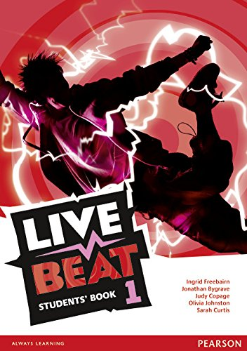 9781447952688: Live Beat 1 Students' Book (Upbeat)