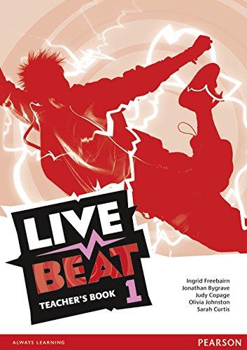 9781447952701: Live Beat 1: Teacher's Book (Upbeat)