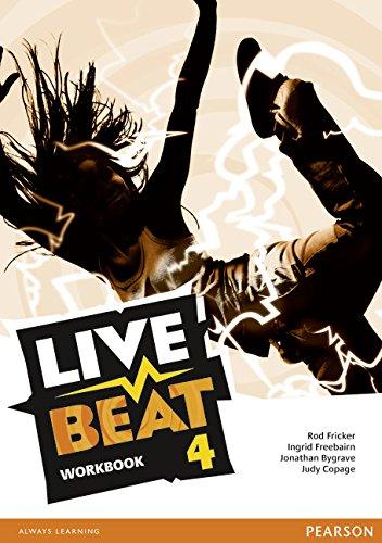 9781447953012: Live Beat 4 Workbook (Upbeat)