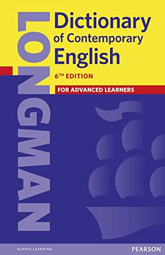 9781447954194: Longman Dictionary of Contemporary English 6 paper