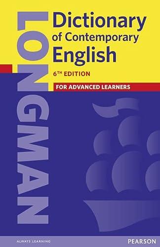 9781447954194: Longman Dictionary of Contemporary English 6 paper