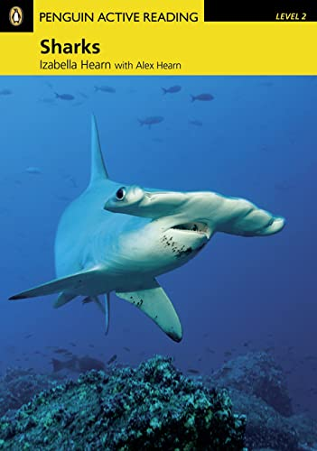 9781447954316: Sharks. Penguin readers. Level 2. Con espansione online (Pearson English Active Readers)