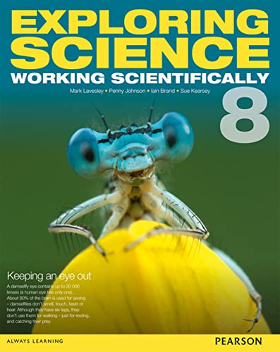 Exploring Science: Working Scientifically Student Book Year: Levesley, Mark, Johnson,