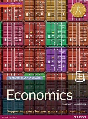 9781447960409: ECONOMICS PRINT AND EBOOK BUNDLE (Pearson International Baccalaureate Diploma: International Editions)