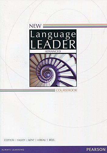 9781447961437: New Language Leader Advanced Coursebook