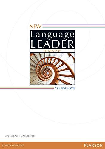 New Language Leader: New Language Leader Elementary: Gareth Rees, Ian