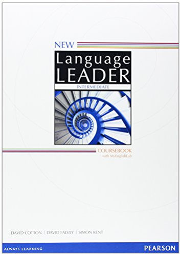 9781447961482: New language leader. Intermediate. Coursebook. Con espansione online. Per le Scuole superiori