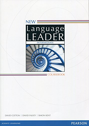 9781447961499: New language leader. Intermediate. Coursebook. Con espansione online. Per le Scuole superiori
