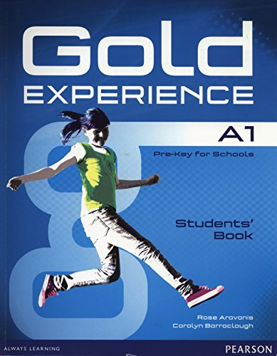 9781447961888: Gold Experience A1 Students' Book with DVD-ROM Pack