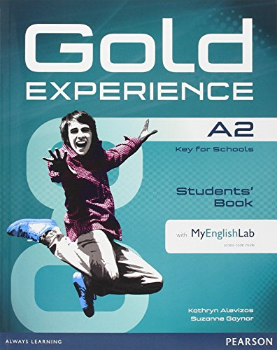 9781447961901: Gold Experience A2 Students' Book with DVD-ROM/MyLab Pack