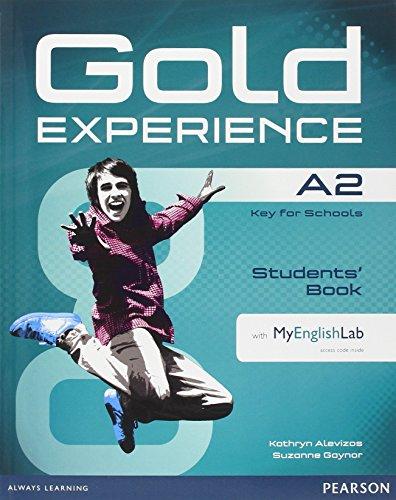 9781447961901: Gold experience. A2. Student's book. Con e-book. Con espansione online. Per le Scuole superiori. Con Multi-ROM