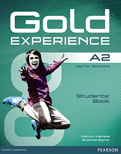 9781447961918: Gold experience A2. Students' Book + DVD-ROM