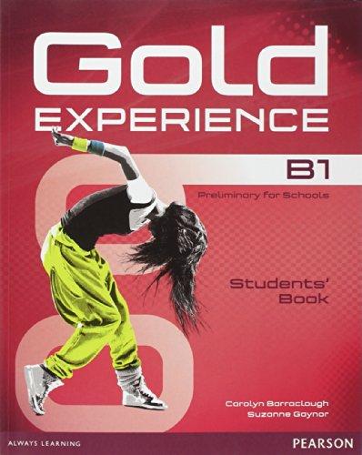 9781447961925: Gold experience. B1. Con espansione online. Per le Scuole superiori. Con Multi-ROM