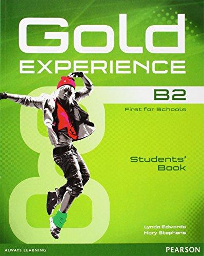 9781447961963: Gold experience. B2. Student's book. Con espansione online. Per le Scuole superiori. Con Multi-ROM