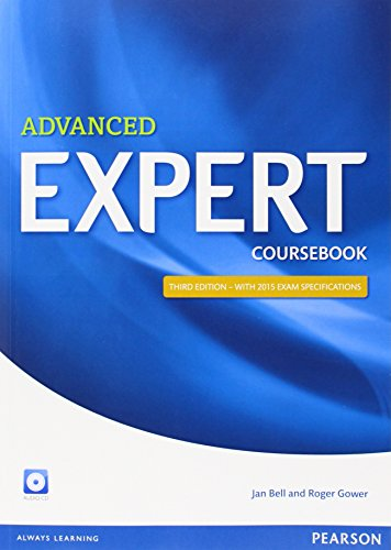 9781447961987: Expert advanced coursebook. Con espansione online. Per le Scuole superiori. Con CD pack