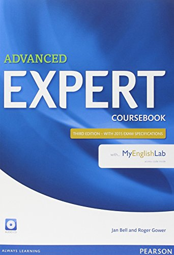 9781447961994: Expert advanced. Coursebook. Con espansione online. Con CD Audio. Per le Scuole superiori
