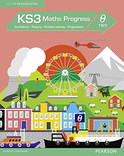 9781447962342: KS3 Maths Progress Student Book Theta 2