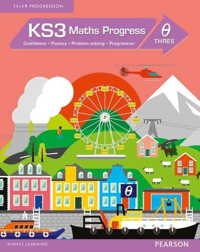 9781447962373: KS3 Maths Progress Student Book Theta 3