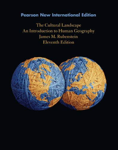 9781447963325: The Cultural Landscape: An Introduction to Human Geography / The Cultural Landscape Access Card: without EText