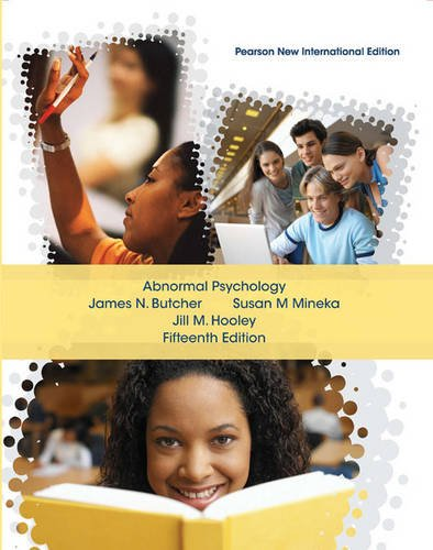 9781447964704: Abnormal Psychology, Plus MyPsychLab without eText