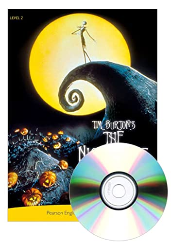 9781447967460: Tim Burton's Nightmare before Christmas, Level 2, Pearson English Active Readers (2nd Edition) (Pearson English Active Readers, Level 2)