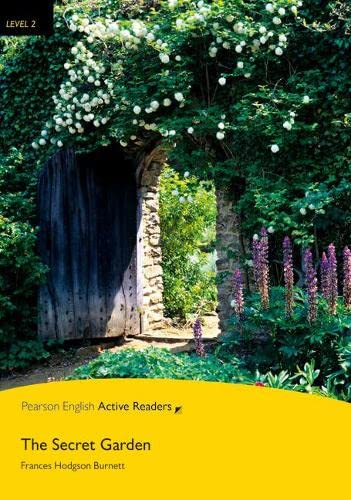 9781447967484: Secret Garden, The, Level 2, Pearson English Active Readers [Lingua inglese]