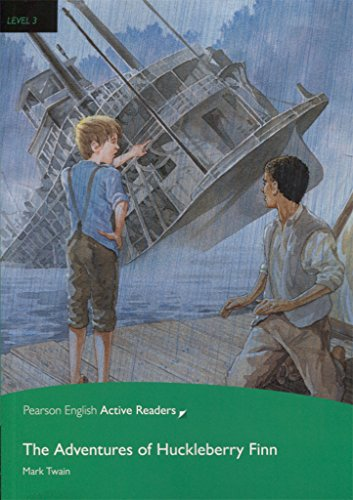 9781447967507: The Adventures of Huckleberry Finn: Active Reading - Level 3 (Pearson English Active Readers)