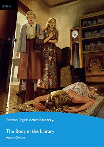 9781447967675: Body in the Library, The, Level 4, Pearson English Active Readers (Pearson English Active Readers, Level 4)