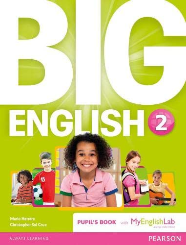 9781447971726: Big english. Student's book. Con e-book. Con espansione online. Per la Scuola elementare: 2
