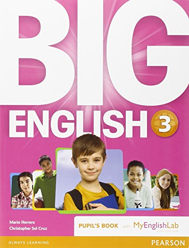 9781447971733: Big english. Student's book. Per la Scuola elementare. Con e-book. Con espansione online: Big English 3 Pupil's Book and MyLab Pack (BIGI)