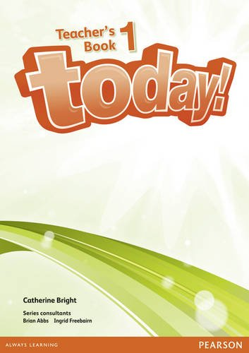 9781447972051: Today! 1 Teachers' Book and eText (CD-Rom)